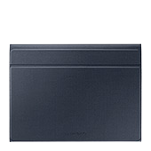 Tab S 10.5 Book Cover - Charcoal Black