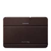Galaxy Note 10.1 Book Cover – Amber Brown