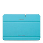 Galaxy Note 10.1 Book Cover – Light Blue