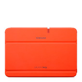 Galaxy Note 10.1 Book Cover - Orange