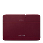 Galaxy Note 10.1 Book Cover – Garnet Red