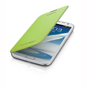 Galaxy Note™ II Flip Cover, LIME GREEN