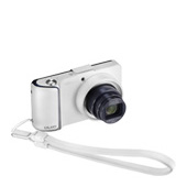 Galaxy Camera Flip Cover (White)