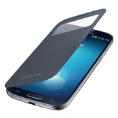 Galaxy S 4 S-View® Flip Cover, Black