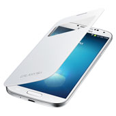 Galaxy S 4 S-View® Flip Cover, White
