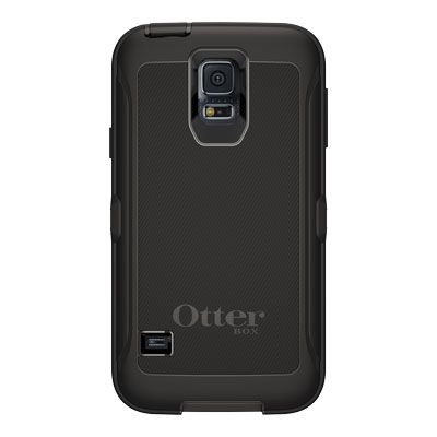 OtterBox Defender Series Cover for Galaxy S5,  Black