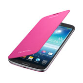 Galaxy Mega Flip Cover, Pink
