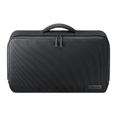 Galaxy View Padded Carrying Case, Black