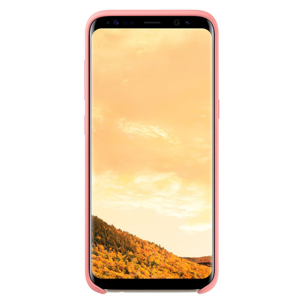 Galaxy S8 Silicone Cover, Pink