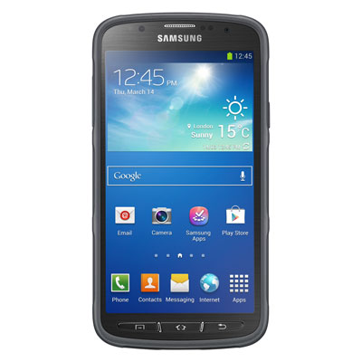 Galaxy S® 4 Active Protective Cover +, Gray