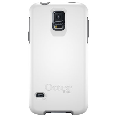 OtterBox Symmetry Series Cover for Galaxy S5, Glacier