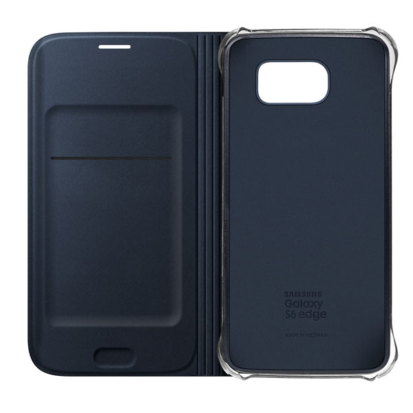 Samsung Galaxy S6 edge Wallet Flip Cover