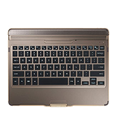 Tab S 10.5 Bluetooth Keyboard Case - Titanium Bronze