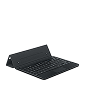 "Galaxy Tab S2 9.7"" Keyboard Cover - Black"