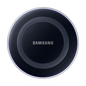 Wireless Charging Pad, Black Sapphire
