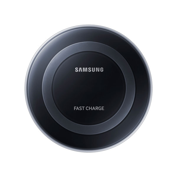 Fast Charge Wireless Charging Pad, Black Sapphire