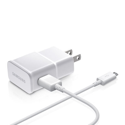 2A Travel Charger (Detachable with USB to Micro USB Cable)