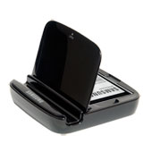 Galaxy S III Spare Battery Charging System (2100mAh)