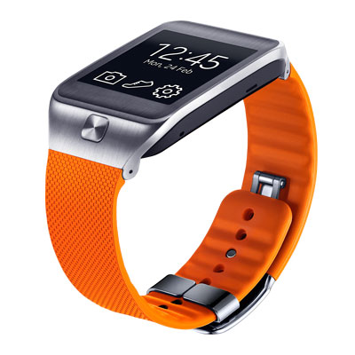 Gear 2 Band, Orange