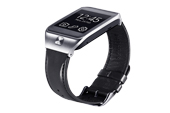 Gear 2 Leather Band, Black