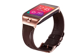 Gear 2 Leather Band, Brown