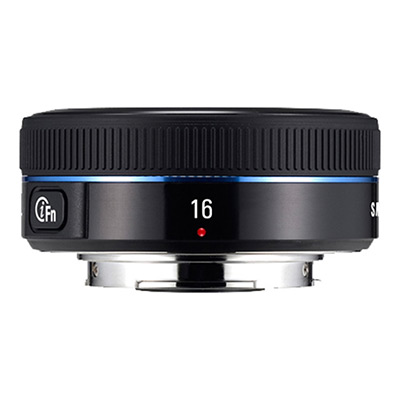 16mm F2.4 Ultra wide pancake lens