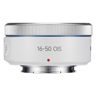 16-50mm Power Zoom ED OIS Lens (White)
