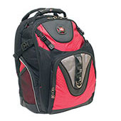"SwissGear Red 15.4"" Maxxum Notebook Backpack"