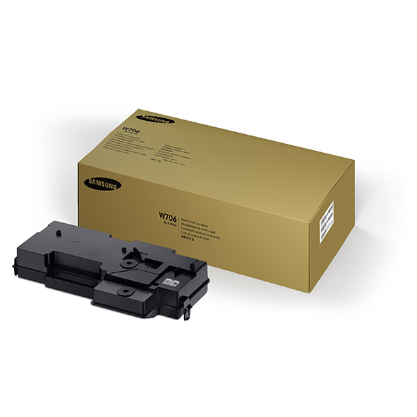 Black Waste Toner Container — 300,000 Page Yield