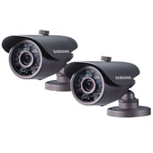 Samsung SDC-5440BCD High Resolution IR Camera Double Pack