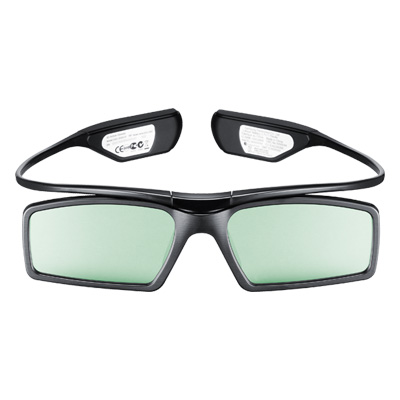 Rechargeable 3D Active Glasses
