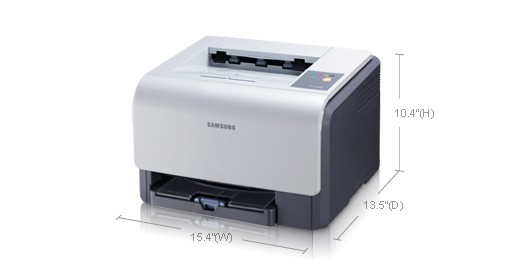 Drivers for Samsung CLP-300N Printer Universal Print