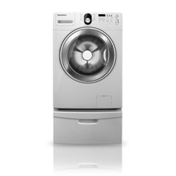 Samsung 4.0 cu. ft. High Efficiency Front Load Washer WF218ANW Reviews