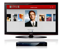 Netflix instant streaming ready