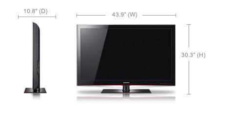 New Driver: Samsung LN46B550K1F LCD TV