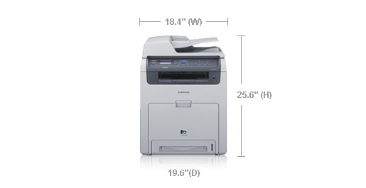 Samsung CLX-6220FX/SEE MFP Scan Drivers for Windows 7