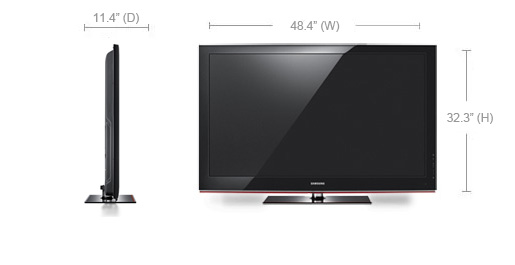 Samsung PN50C540G3F Plasma TV Driver for Mac Download