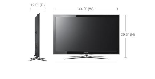 Samsung LN46C750R2F 3D TV Driver Download