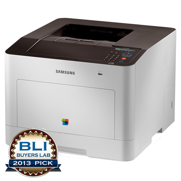 Color Laser Printer - 25/25 PPM
