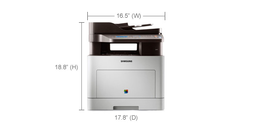 Samsung CLX-6260FD MFP Drivers for PC