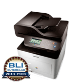 Color Laser Multifunction Printer - 25/25 PPM