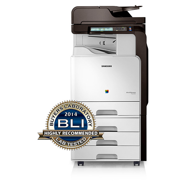 CLX-8640ND - Color Multifunction Laser Printer