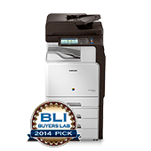 CLX-8650ND - Color Multifunction Laser Printer