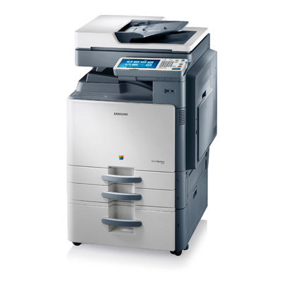 Color Multifunction Laser Printer