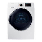 DV6800 4.0 cu. ft. Capacity Electric Dryer (White)