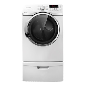 electric dryer with steam