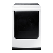 DV7600 7.4 cu. ft. Large Capacity Electric Dryer (White)