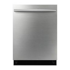 DW80F600 Top Control Dishwasher with Stainless Steel Tub (Stainless Steel)