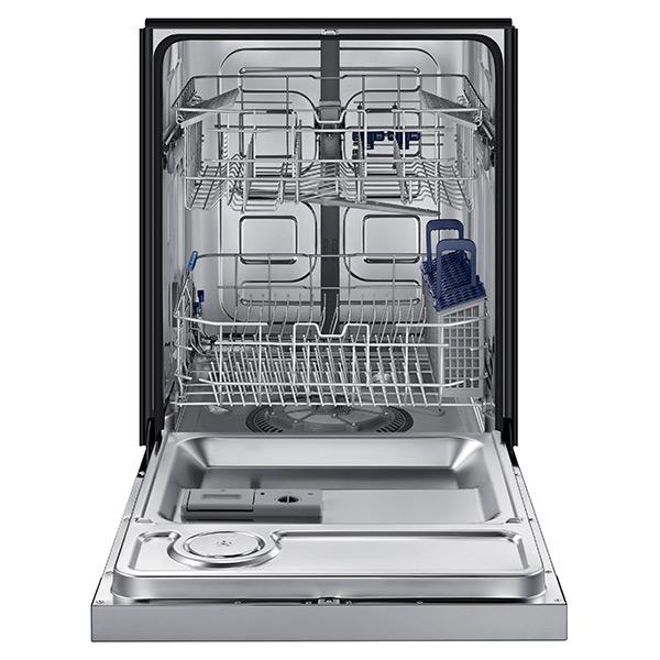 samsung dishwasher DW80J3020US interior