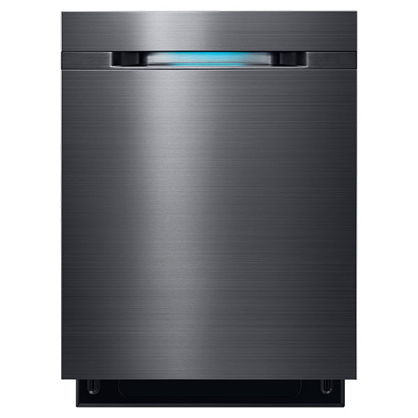 DW80J7550UG Top Control Dishwasher with WaterWall™ Technology (Black Stainless Steel)